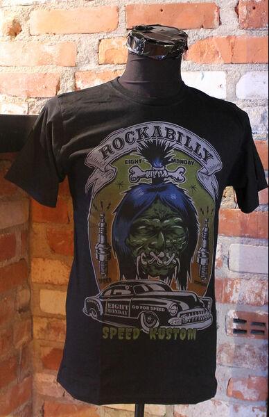 rockabilly vaatteet Kokemaki
